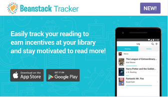 Beanstack Tracker app available